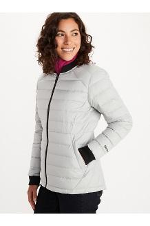 Women's Ion-escape Jacket, Bright Steel, medium