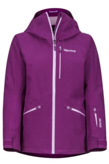 Women's Lightray Shell Jacket, Grape, medium