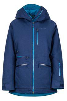 Women's Schussing Featherless Jacket, Arctic Navy, medium