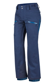 Women's Schussing Featherless Pants, Arctic Navy, medium