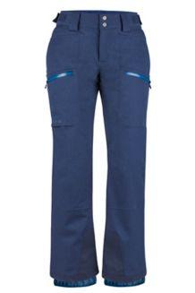 Women's Schussing Featherless Pants, Arctic Navy, medium