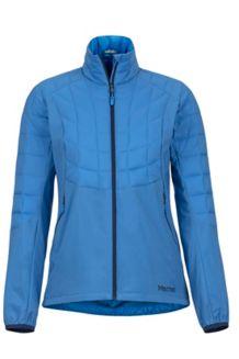 Wm's Featherless Hybrid Jacket, Lakeside, medium