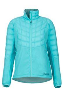 Women's Featherless Hybrid Jacket, Skyrise, medium