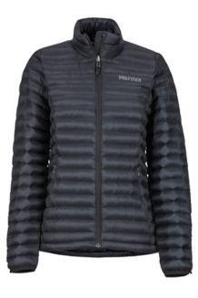 Women's Solus Featherless Jacket, Black, medium