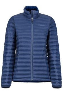 Women's Solus Featherless Jacket, Arctic Navy, medium