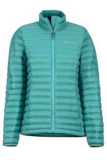 Women's Solus Featherless Jacket, Patina Green, medium