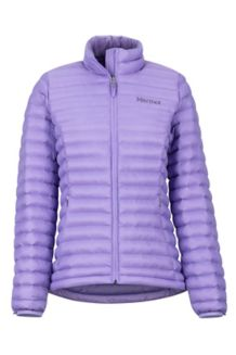 Women's Solus Featherless Jacket, Paisley Purple, medium