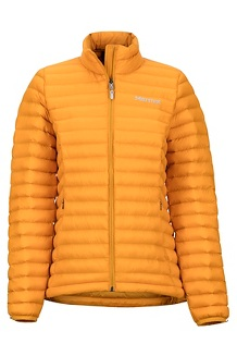 Women's Solus Featherless Jacket, Golden Eye, medium