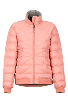 Women's 74 Featherless Jacket, Coral Pink, medium