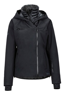Women's Moritz Jacket, Black, medium