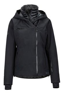 Women's Moritz Jacket, Black, medium