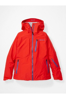 Women's Bariloche Jacket, Victory Red, medium