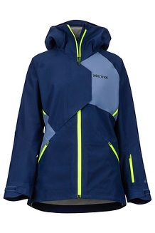 Women's JM Pro Jacket, Arctic Navy/Storm, medium