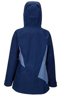 Women's JM Pro Jacket, Arctic Navy/Storm, medium