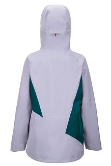 Women's JM Pro Jacket, Lavender Aura/Deep Teal, medium