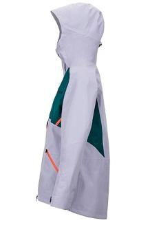 Women's JM Pro Jacket, Lavender Aura/Deep Teal, medium