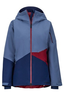 Women's Pace Jacket, Storm/Arctic Navy, medium