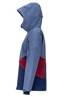 Women's Pace Jacket, Storm/Arctic Navy, medium