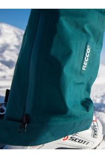Women's JM Pro Pants, Vibrant Green/Arctic Navy, medium