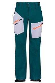 Women's JM Pro Pants, Deep Teal/Lavender Aura, medium