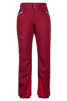 Women's Voyage Pants, Claret, medium