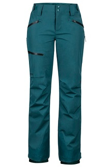 Women's Refuge Pants, Deep Teal, medium