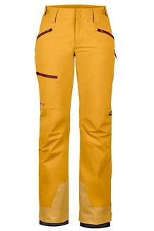 Women's Refuge Pants, Yellow Gold, medium