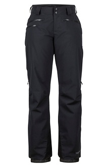 Women's Slopestar Pants - Short, Black, medium