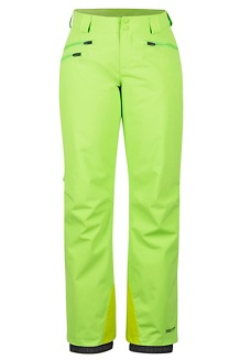Women's Slopestar Pants, Vibrant Green, medium