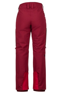 Women's Slopestar Pants, Claret, medium