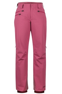 Women's Slopestar Pants, Dry Rose, medium