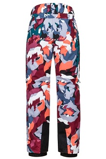 Women's Slopestar Pants, Multi Pop Camo, medium