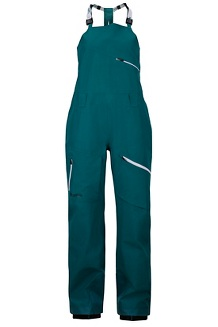 Women's Adventure Bib, Deep Teal, medium