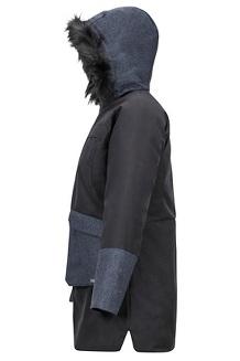 Women's Jules Jacket, Black/Black Heather, medium