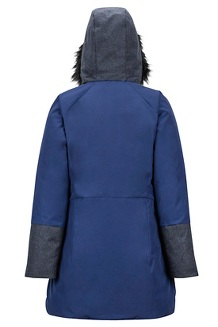 Women's Jules Jacket, Arctic Navy/Black Heather, medium