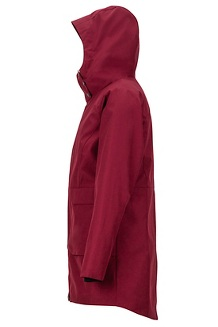 Women's Piera Featherless Component 3-in-1 Jacket, Claret, medium