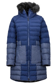 Women's Margaret Featherless Jacket, Arctic Navy, medium