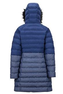 Women's Margaret Featherless Jacket, Arctic Navy, medium