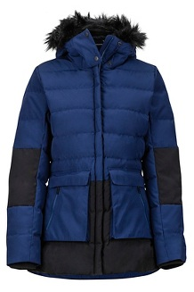 Women's Lexi Jacket, Arctic Navy/Black, medium