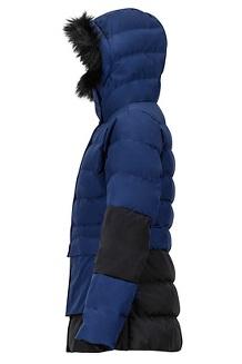 Women's Lexi Jacket, Arctic Navy/Black, medium