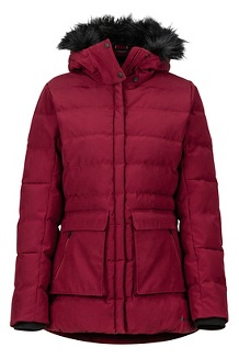 Women's Lexi Jacket, Claret, medium