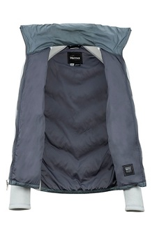 Women's Ithaca Hybrid Jacket, Bright Steel/Steel Onyx, medium