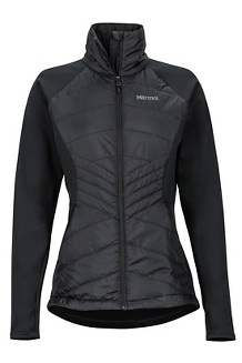 Women's Variant Hybrid Jacket, Black, medium