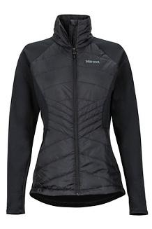 Women's Variant Hybrid Jacket, Black, medium