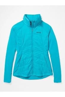 Women's Variant Hybrid Jacket, Enamel Blue, medium
