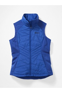 Women's Variant Hybrid Vest, Royal Night, medium