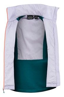 Women's Variant Hybrid Vest, Lavender Aura/Deep Teal, medium