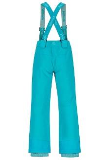 Girls' Starstruck Pants, Blue Tile, medium