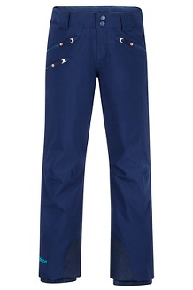 Girls' Slopestar Pants, Arctic Navy, medium