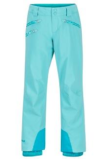 Girls' Slopestar Pants, Aquarelle, medium